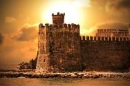 古老城堡建筑图片(15张)