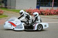 侧三轮摩托车赛车图片(9张)