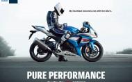 铃木摩托车图片(11张)