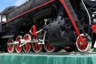 蒸汽火车图片(10张)