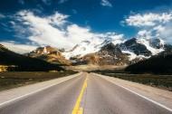 平坦的公路图片(14张)