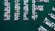 漂亮的码头俯瞰图片(18张)