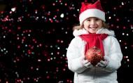 儿童圣诞节与圣诞礼物图片(11张)
