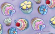 儿童卡通食物插画图片(9张)