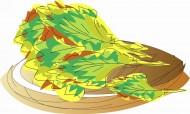 卡通蔬菜矢量图片(14张)