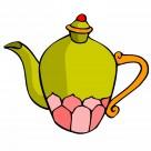 古典茶壶卡通图片(76张)