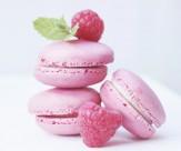 粉色甜点马卡龙图片(10张)