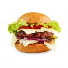美味的汉堡图片(10张)