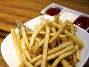 美味的炸薯条图片(11张)