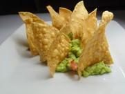 香脆的玉米饼图片(16张)