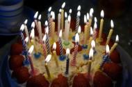 美味的生日蛋糕图片(13张)