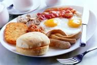 美味丰盛早餐图片(4张)