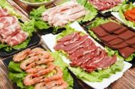 美味火锅肉片图片(11张)
