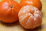 剥开的橘子图片(15张)