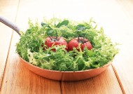 可口蔬菜沙拉图片(9张)