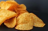 焦香酥脆的薯片图片(10张)