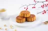 八月十五中秋节月饼图片(9张)