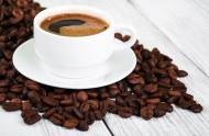 咖啡与咖啡豆图片(6张)