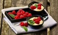 酸甜可口的树莓图片(10张)