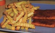 美味的土豆制品图片(7张)