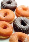 美味的甜甜圈和小饼干图片(17张)