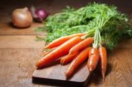 水嫩的胡萝卜图片(10张)