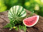 清甜多汁的西瓜图片(15张)