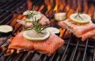 碳烤三文鱼图片(7张)