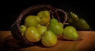 篮子里的美味水果图片(9张)
