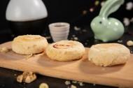 中秋节酥皮月饼图片(9张)