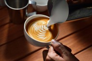 香浓的新沏咖啡图片(6张)