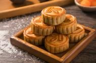 美味好吃的中秋月饼图片(10张)
