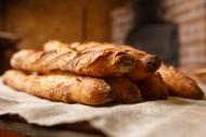 健康传统的法棍面包图片(11张)