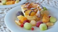 美味的水果蛋糕图片(15张)