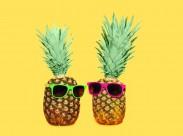 创意形像的菠萝图片(15张)