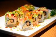 美味日式寿司图片(23张)