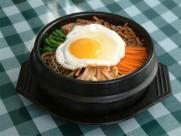 特色韩国石锅拌饭图片(12张)