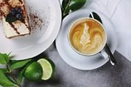 神奇的咖啡拉花的图片(9张)