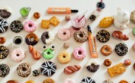 甜甜圈图片(15张)