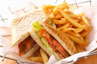 美味可口的三明治图片(20张)