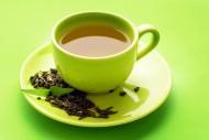清香的杯中绿茶图片(8张)