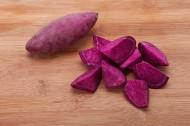 营养健康的紫薯图片(8张)