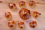 小猪面包图片(6张)