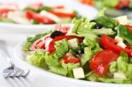 色彩斑斓的蔬菜沙拉图片(18张)
