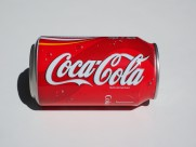 罐装可口可乐图片(12张)