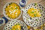 美味的金黄色炒饭图片(11张)