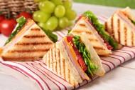 美味可口三明治图片(14张)