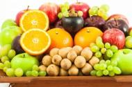 各种水果聚集摆放图片(11张)