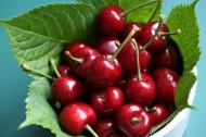 酸甜可口的红色车厘子图片(13张)