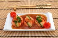 好吃又好看的明虾寿司图片(11张)